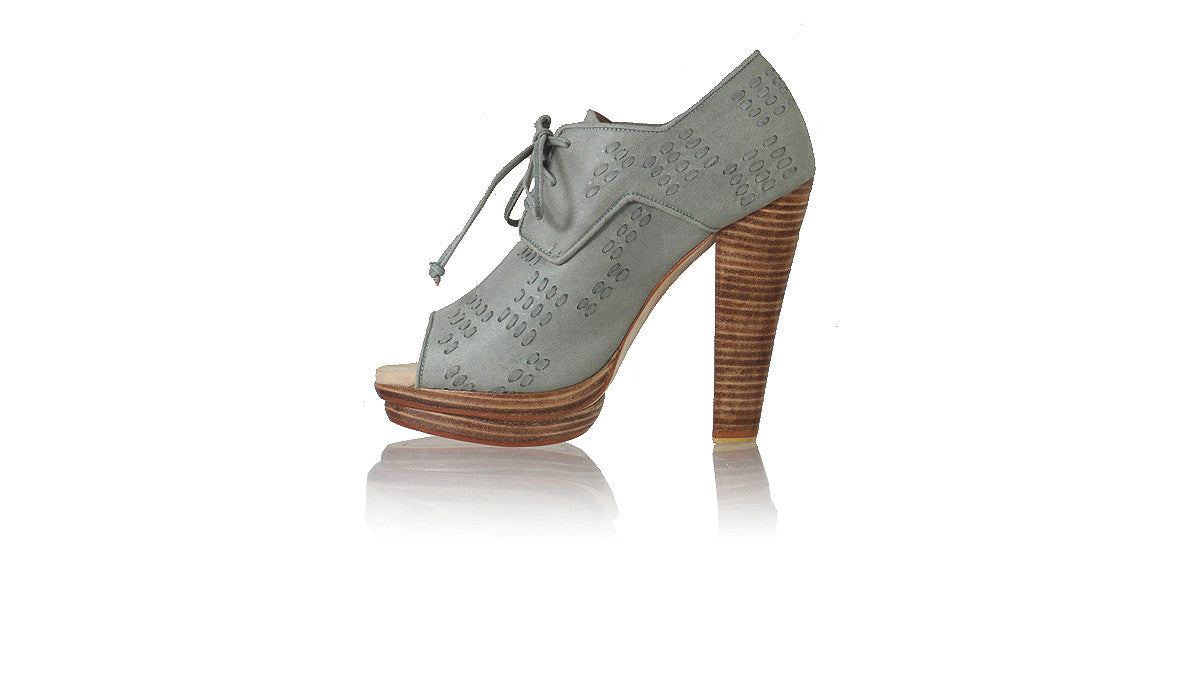 Leather-shoes-Arvi Peeptoe 140mm WH PF - Light Grey-pumps highheel-NILUH DJELANTIK-NILUH DJELANTIK