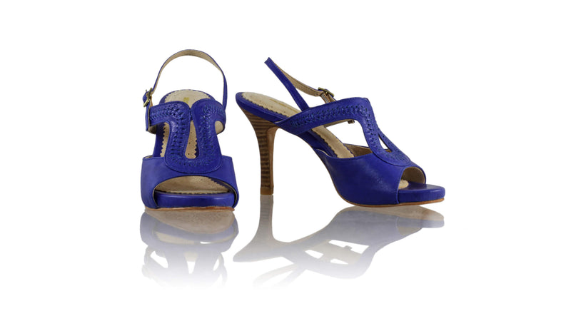 Leather-shoes-Bulan 90MM SH PF - Blue-sandals higheel-NILUH DJELANTIK-NILUH DJELANTIK