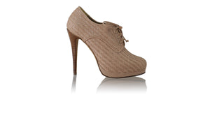 Leather-shoes-Dominique PF 140mm SH Woven Enrique - Baby Pink-pumps highheel-NILUH DJELANTIK-NILUH DJELANTIK