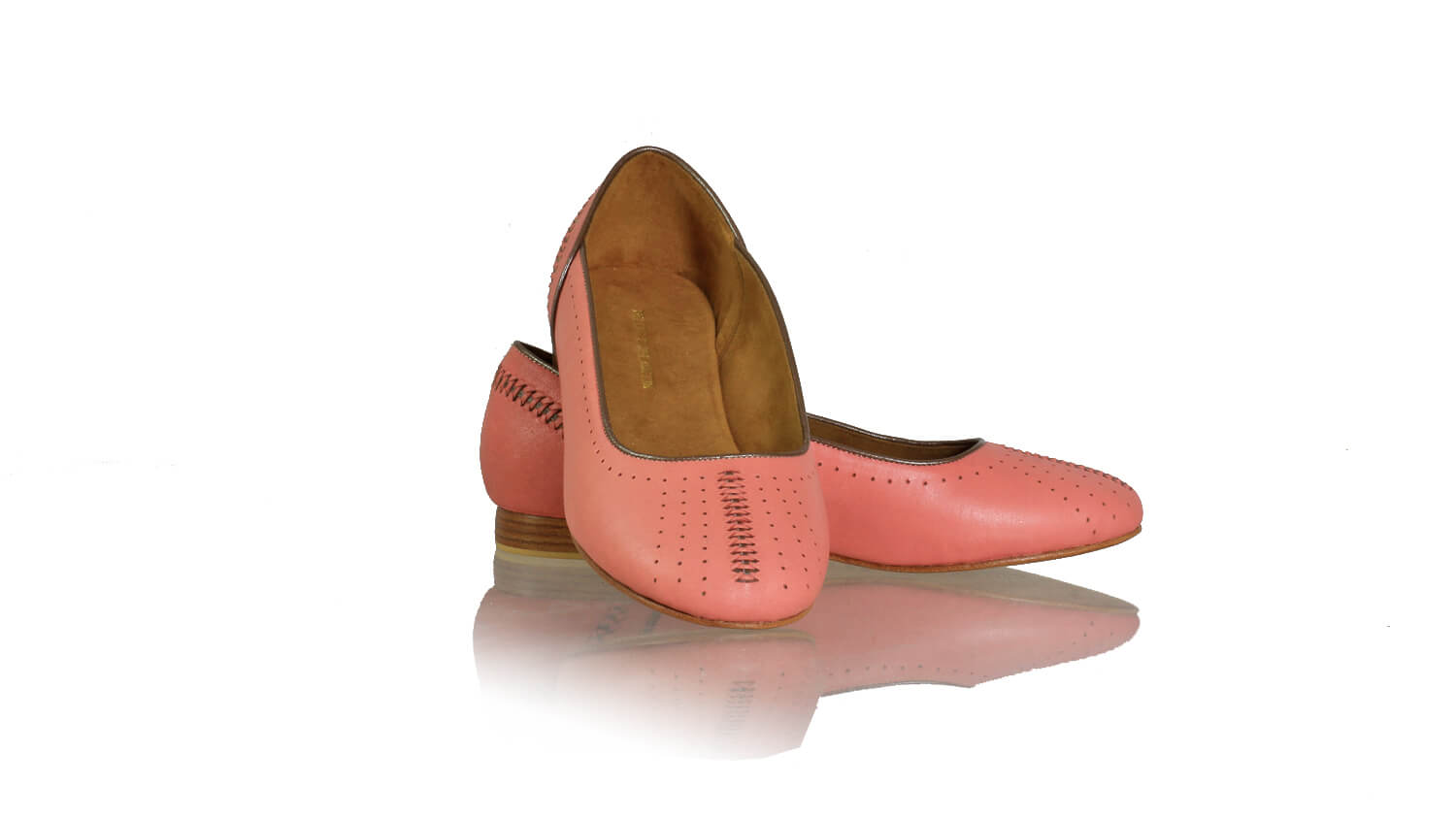 Leather-shoes-Donna 20mm Ballet - Pink & Bronze-flats ballet-NILUH DJELANTIK-NILUH DJELANTIK