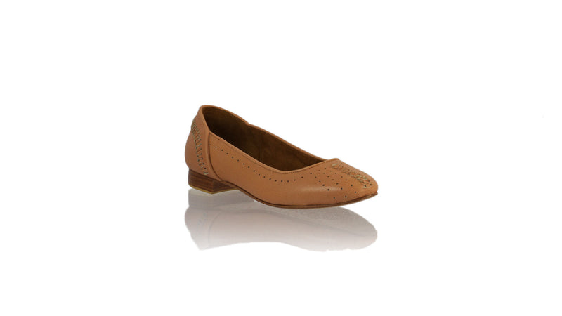 Leather-shoes-Donna 20mm Ballet - All Baby Pink-flats ballet-NILUH DJELANTIK-NILUH DJELANTIK