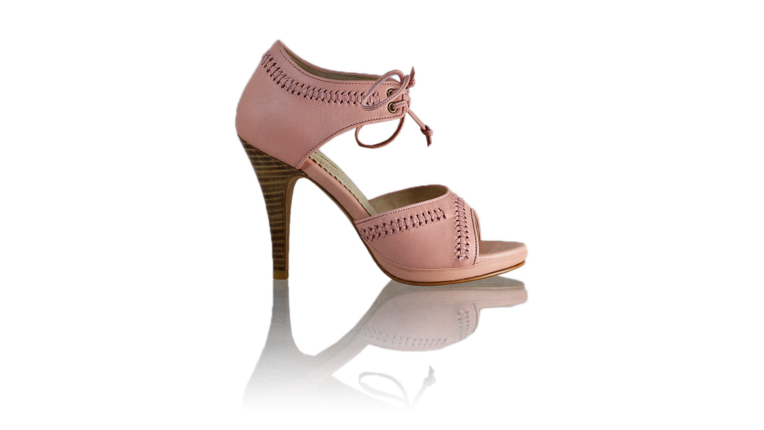 Leather-shoes-Karli 115mm SH-01 PF - Soft Pink-sandals higheel-NILUH DJELANTIK-NILUH DJELANTIK