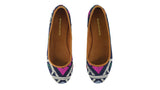 Leather-shoes-Kate 20mm Ballet - Navy Songket-flats ballet-NILUH DJELANTIK-NILUH DJELANTIK