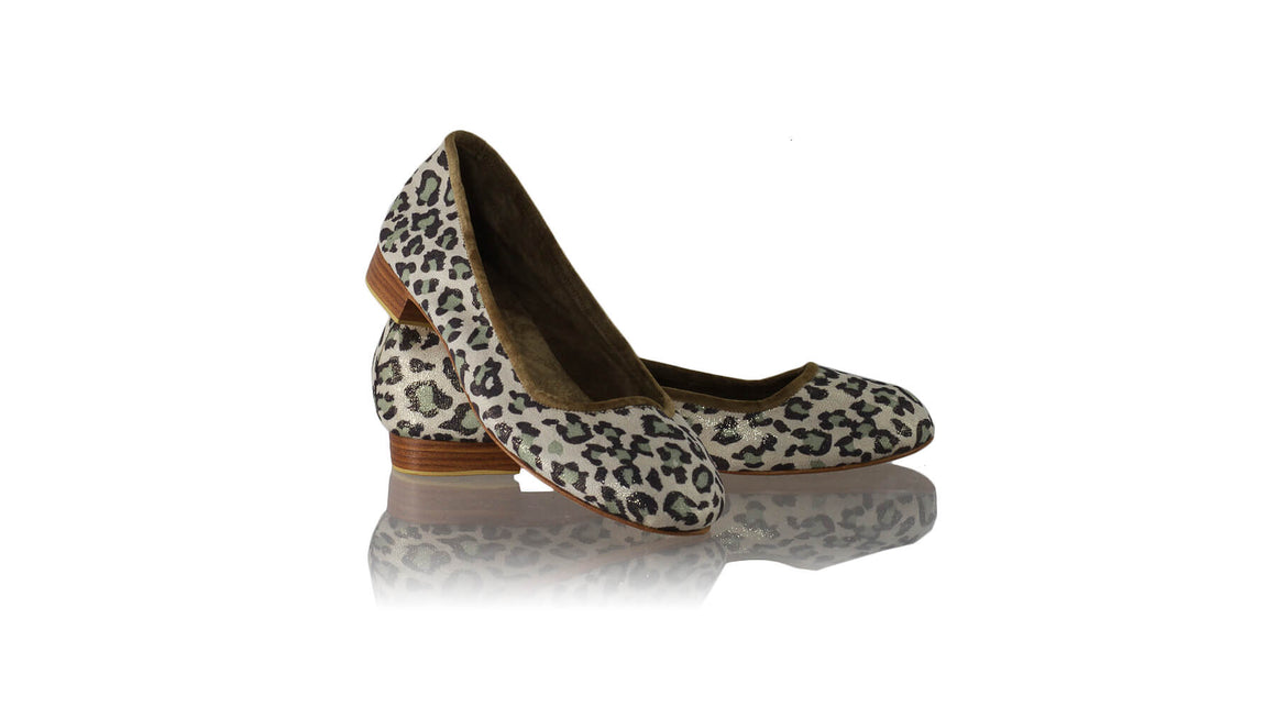 Leather-shoes-Kate 20mm Ballet - Cream Leopard Print-Shoes-NILUH DJELANTIK-NILUH DJELANTIK