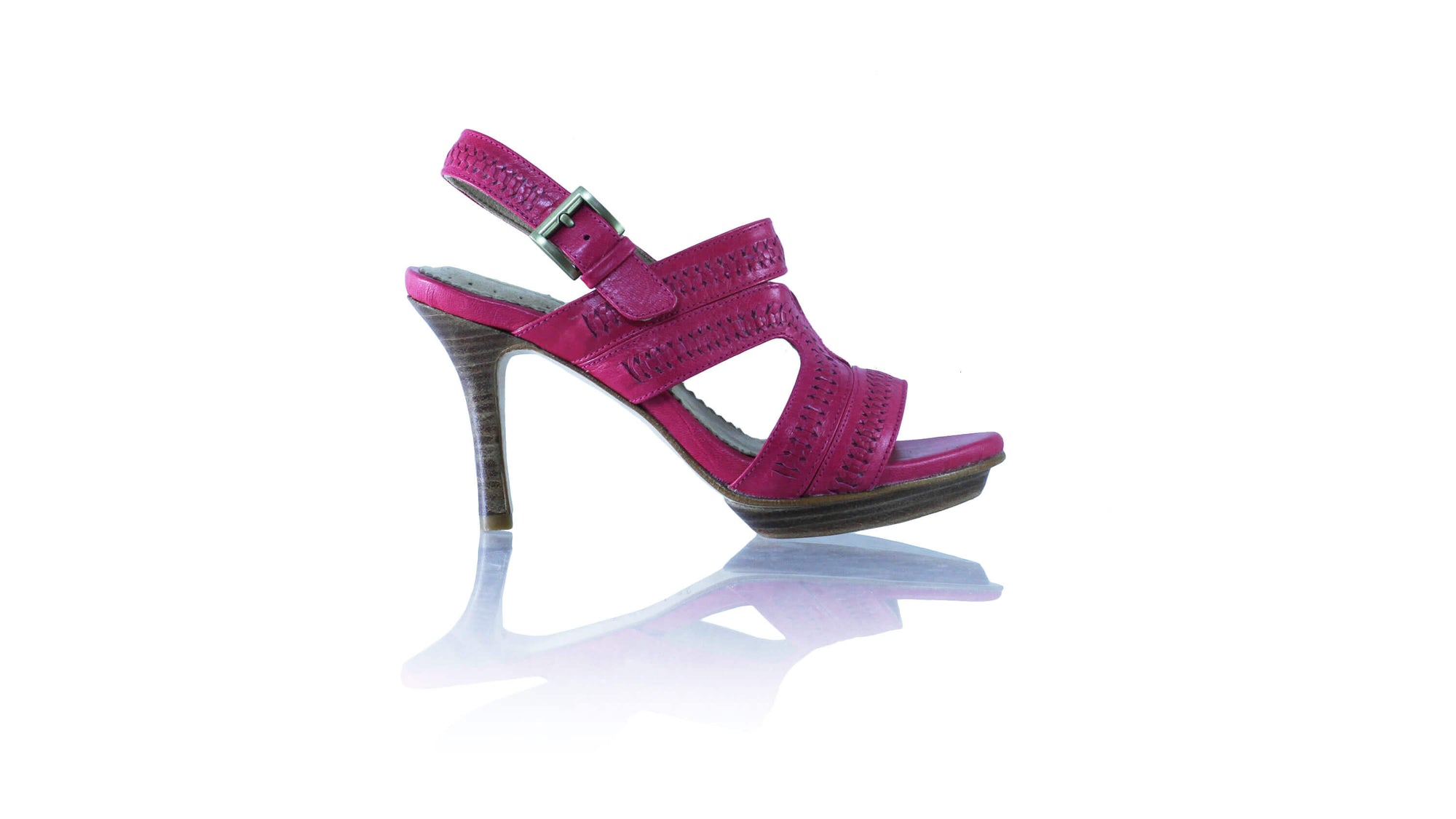 Leather-shoes-Lilies 90mm SH PF - Fuschia-sandals higheel-NILUH DJELANTIK-NILUH DJELANTIK