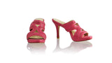 Leather-shoes-Lilies Without Strap 90mm SH-01 PF - Fuschia-sandals higheel-NILUH DJELANTIK-NILUH DJELANTIK