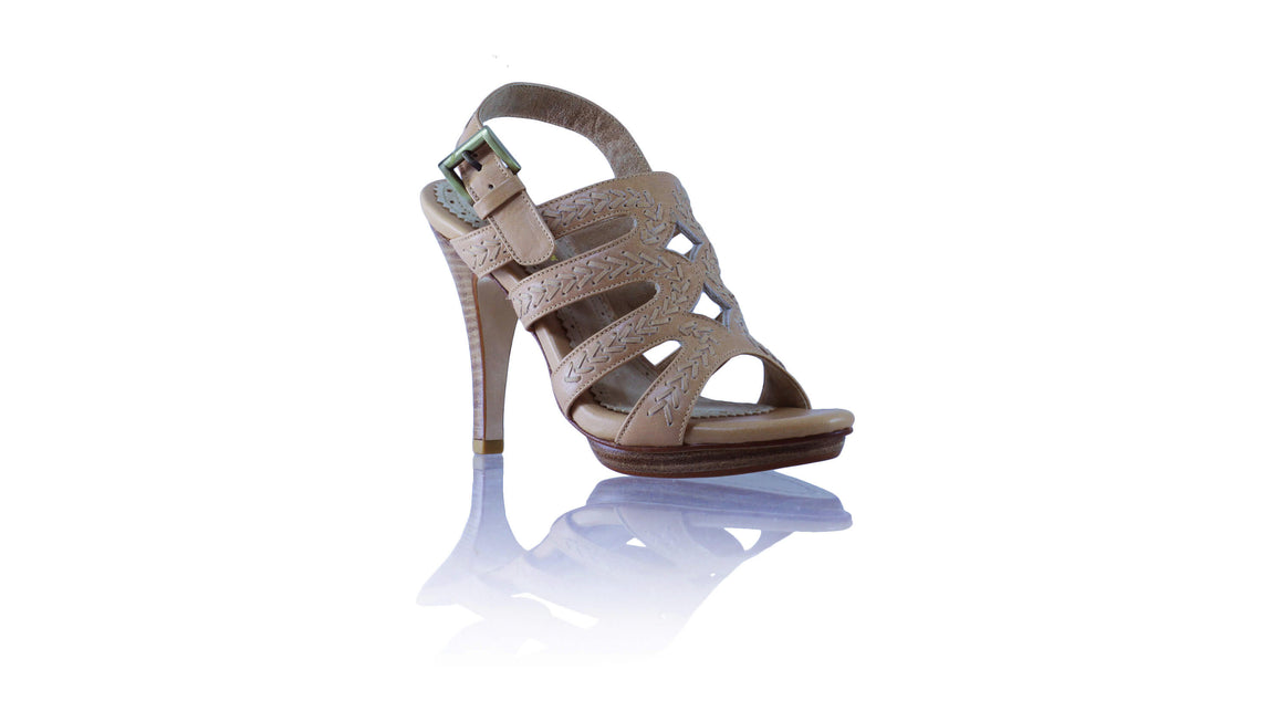 Leather-shoes-Maya PF 115mm SH - Nude-sandals higheel-NILUH DJELANTIK-NILUH DJELANTIK