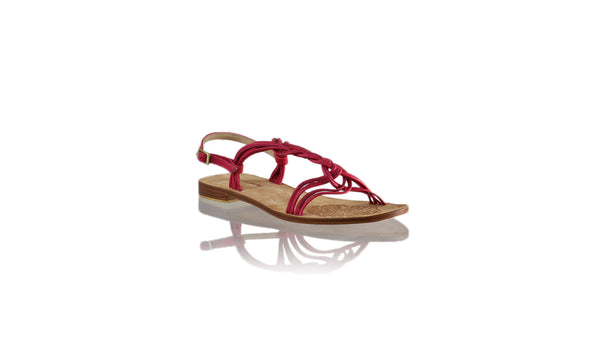 Leather-shoes-Nassera 20mm Flat - Purple-sandals flat-NILUH DJELANTIK-NILUH DJELANTIK