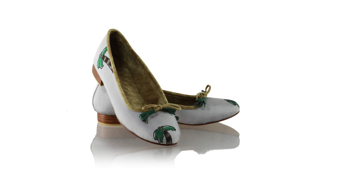 Leather-shoes-Noemi 20mm Ballet - Grey Coconut-flats ballet-NILUH DJELANTIK-NILUH DJELANTIK