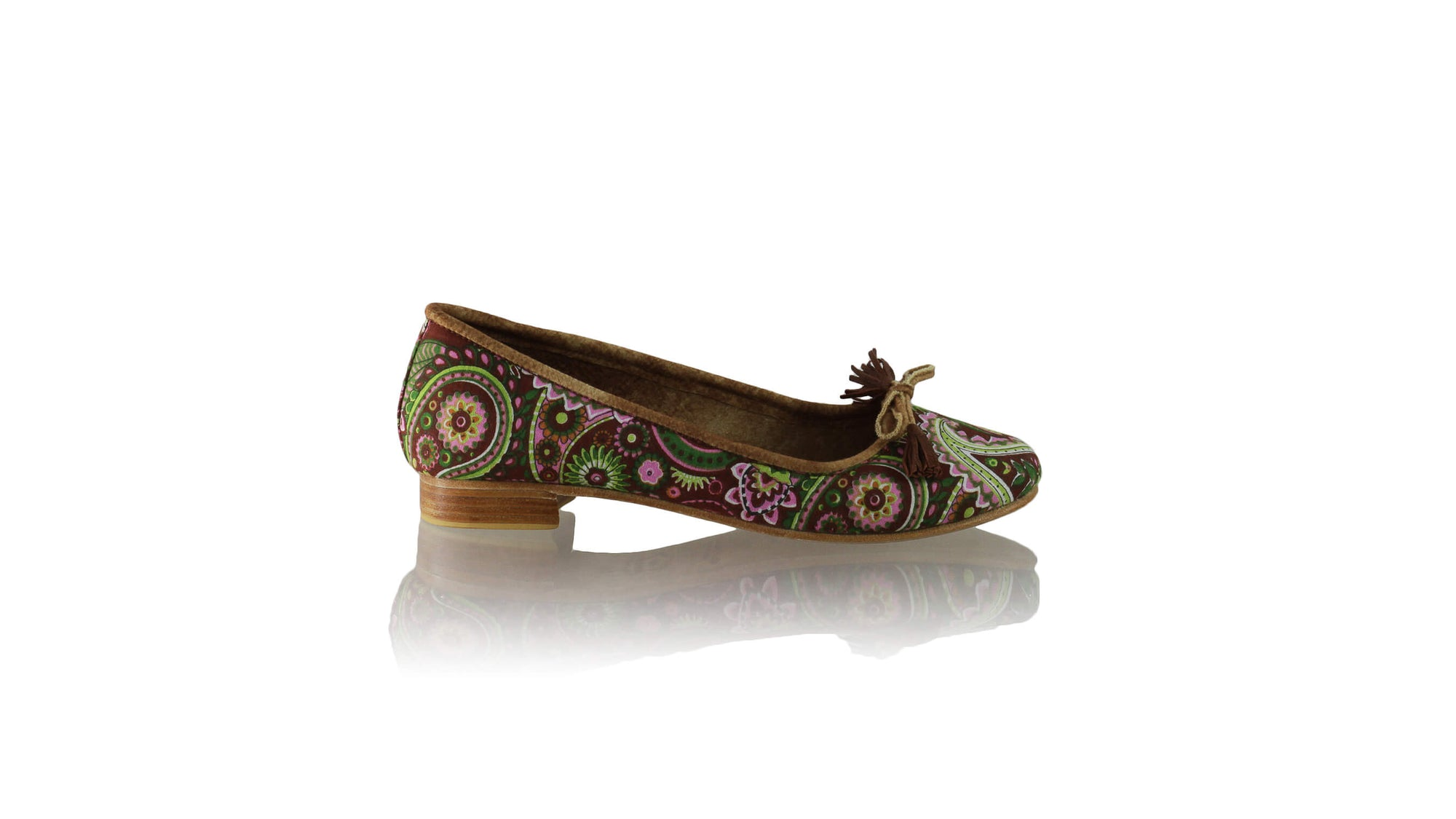 Leather-shoes-Noemi 20mm Ballet - Purple Paisley-flats ballet-NILUH DJELANTIK-NILUH DJELANTIK
