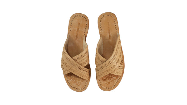 Leather-shoes-Paramita 20mm Flat - Nude-sandals flat-NILUH DJELANTIK-NILUH DJELANTIK