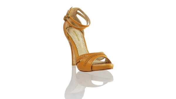 Leather-shoes-Rin 115mm SH-01 PF - Camel-pumps highheel-NILUH DJELANTIK-NILUH DJELANTIK