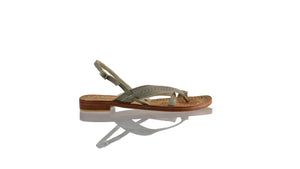 Leather-shoes-Romance 20mm - All Grey-sandals flat-NILUH DJELANTIK-NILUH DJELANTIK