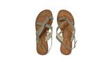 Leather-shoes-Romance 20mm Flat - All Grey BKK-sandals flat-NILUH DJELANTIK-NILUH DJELANTIK