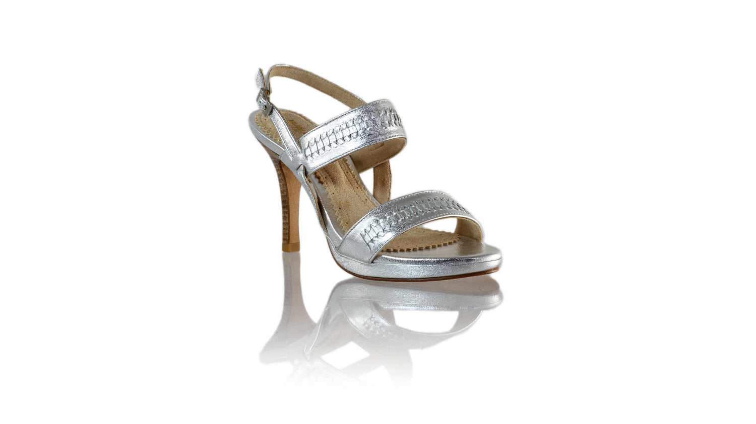 Leather-shoes-Sahara SH PF 90mm - Silver-sandals higheel-NILUH DJELANTIK-NILUH DJELANTIK