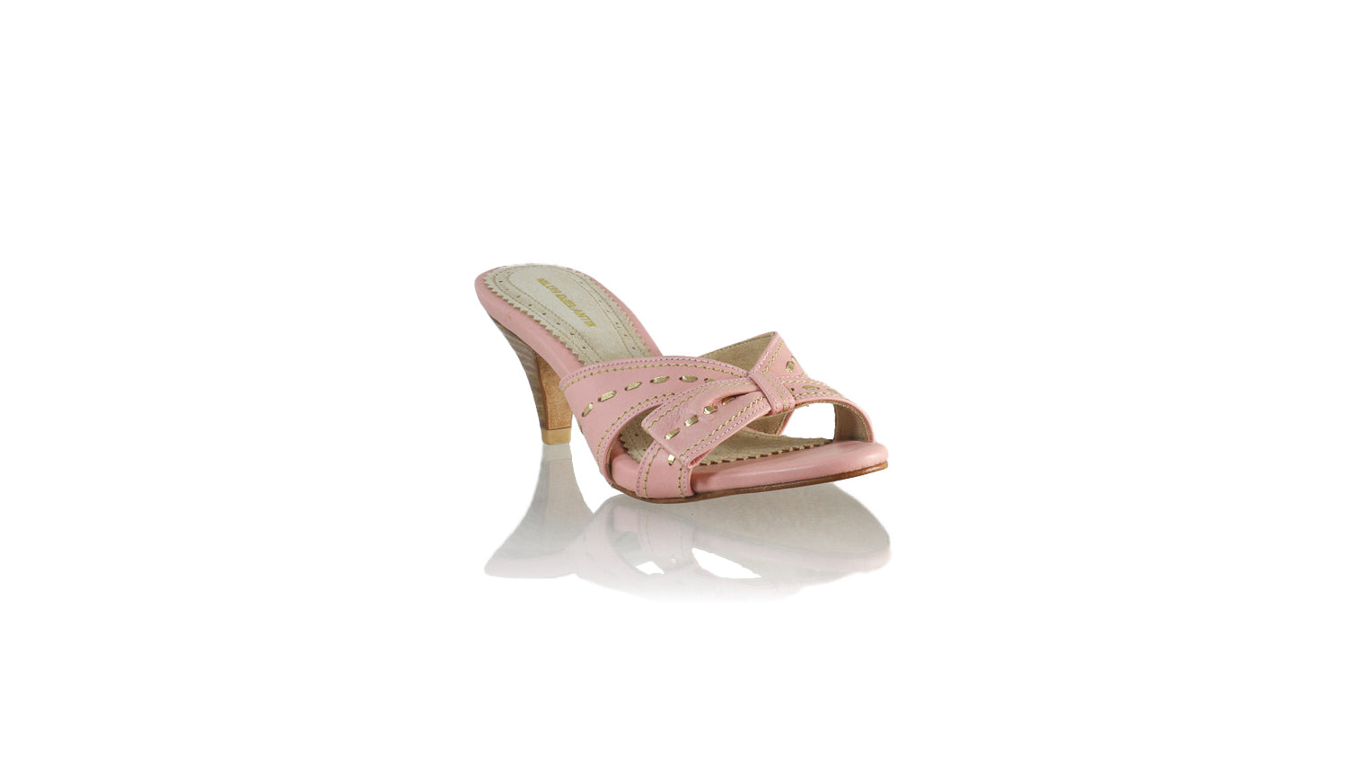 Leather-shoes-Sri 70mm SH - Soft Pink & Gold-sandals midheel-NILUH DJELANTIK-NILUH DJELANTIK