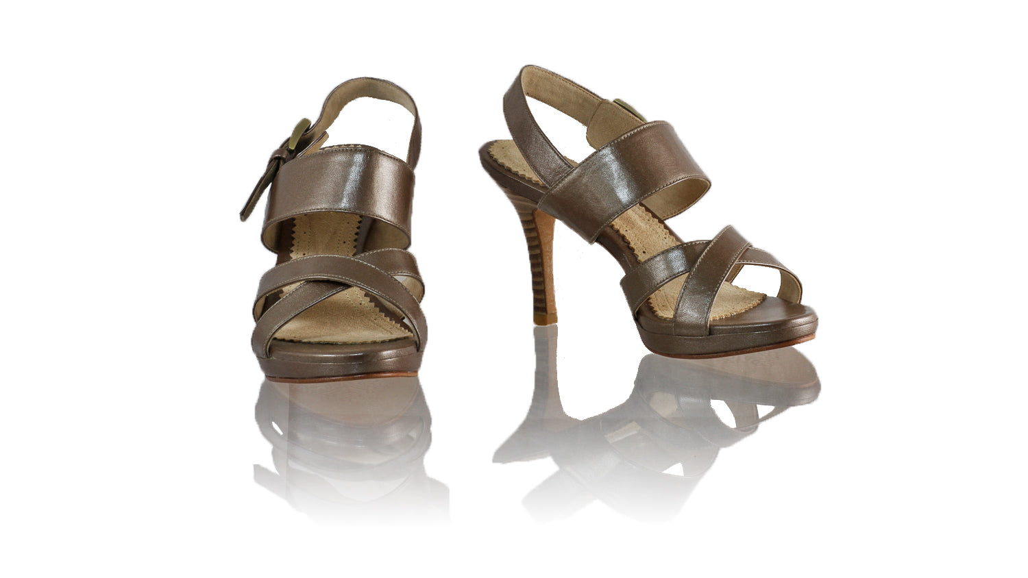Leather-shoes-Tabitha 90mm SH PF - Bronze-sandals higheel-NILUH DJELANTIK-NILUH DJELANTIK