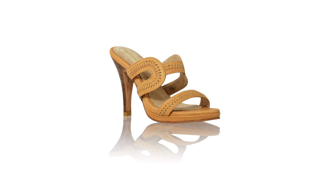 Leather-shoes-Tamie PF 115mm SH - Tan-sandals higheel-NILUH DJELANTIK-NILUH DJELANTIK