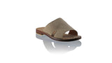 Leather-shoes-Vira 20mm Flat - Cream Jute-sandals flat-NILUH DJELANTIK-NILUH DJELANTIK