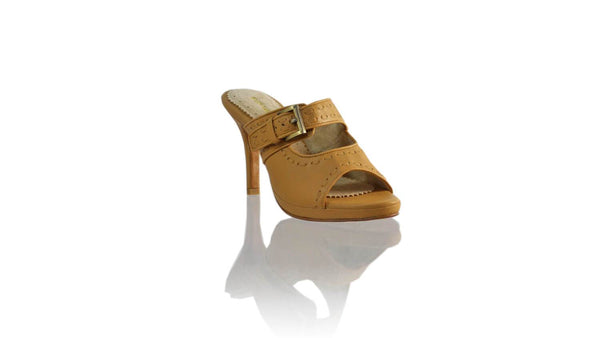 Leather-shoes-Alex 90mm SH-01 PF - Nude-sandals higheel-NILUH DJELANTIK-NILUH DJELANTIK