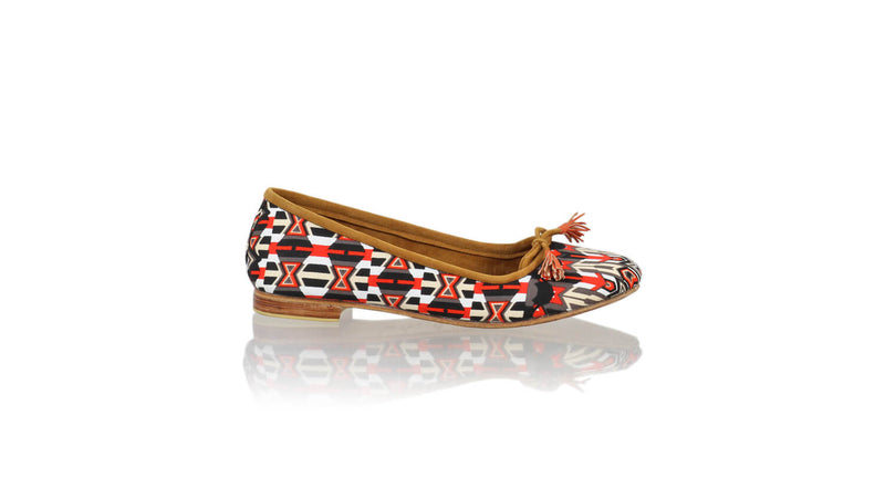 Leather-shoes-Noemi 20mm Ballet - Multicolor Diamond-flats ballet-NILUH DJELANTIK-NILUH DJELANTIK