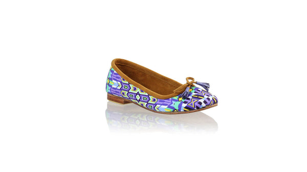 Leather-shoes-Noemi 20mm Ballet - Purple Diamond-flats ballet-NILUH DJELANTIK-NILUH DJELANTIK