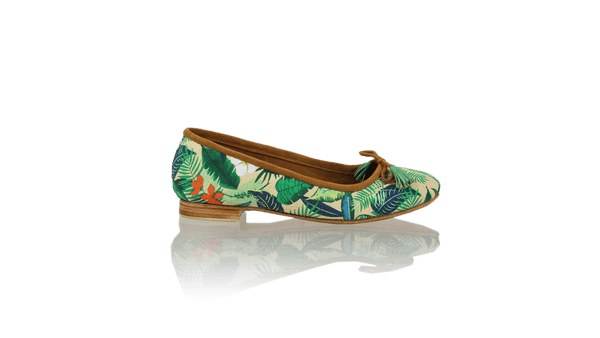 Leather-shoes-Noemi 20mm Ballet - Multicolor Forest-flats ballet-NILUH DJELANTIK-NILUH DJELANTIK