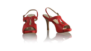 Leather-shoes-Bulan 90MM SH PF - Red-sandals higheel-NILUH DJELANTIK-NILUH DJELANTIK