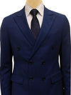 Mid Blue 2P Suit - Exist