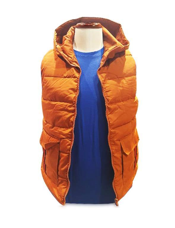 Men's Sleeveless Jacket