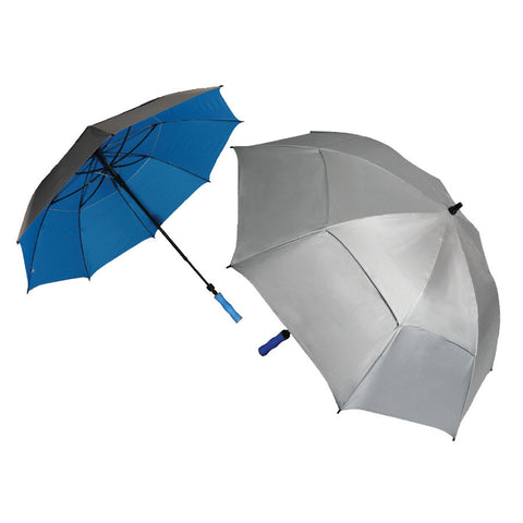 "62"" SOLAR Telescopic Umbrellas"