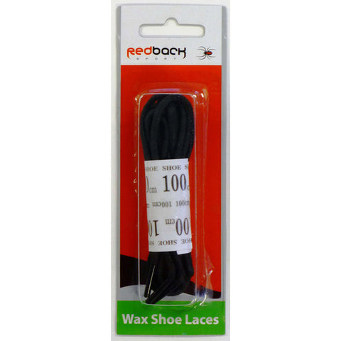 WAXED SHOE LACES