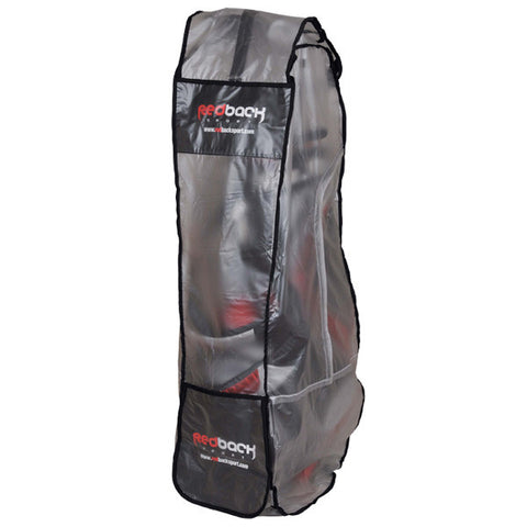 DELUXE PVC GOLF BAG RAIN COVER
