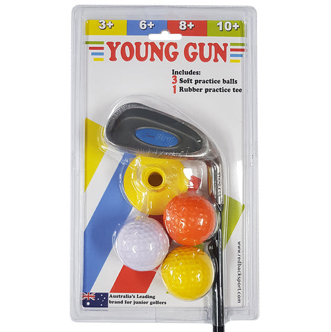 YOUNG GUN LEARNER CLUB PACKAGE