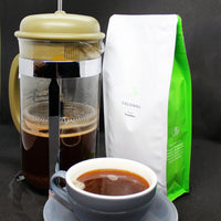 Coffee Beans & French Press Gift Set
