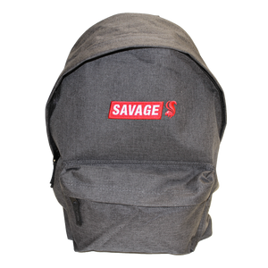 Grey Savage Backpack