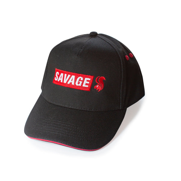 Savage Squirrel Baseball Cap