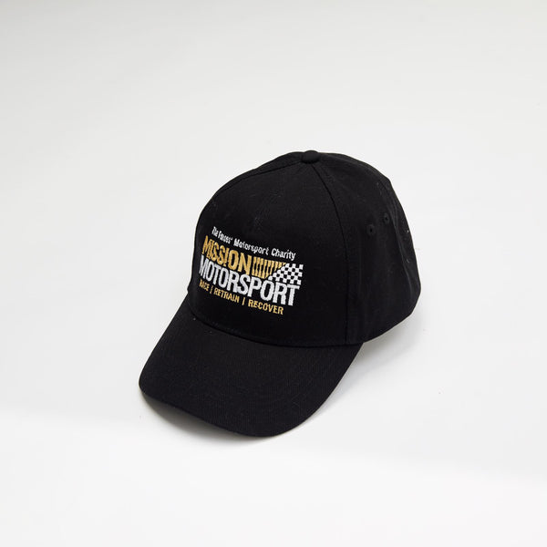 Mission Motorsport Baseball cap in Black