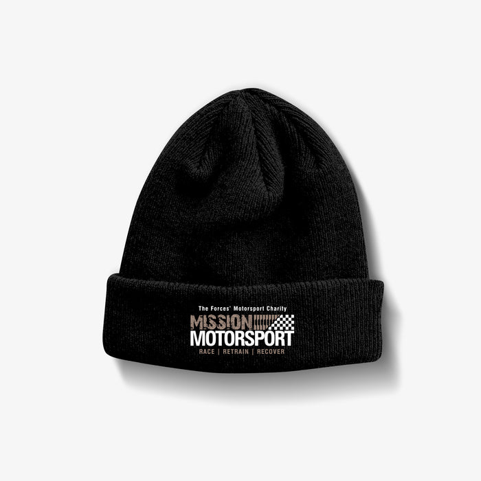 Mission Motorsport Beanie hat