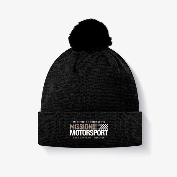 Mission Motorsport Bobble hat