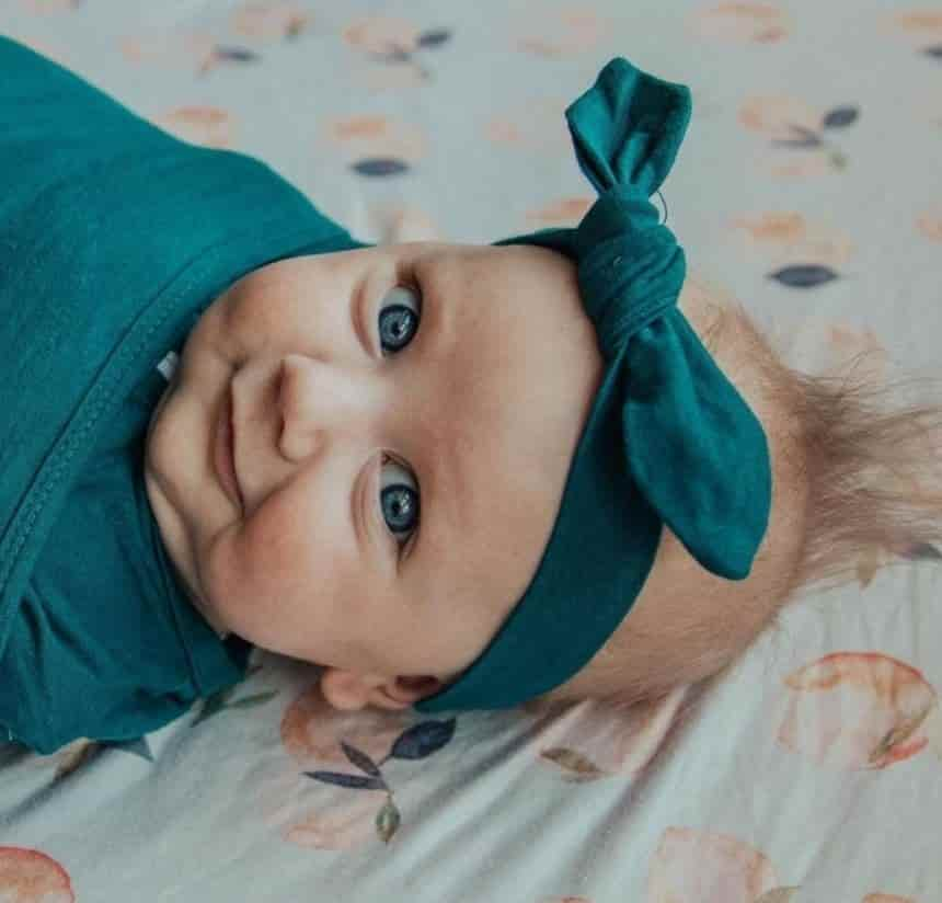 Headband Swaddle collections - Roll Up Baby