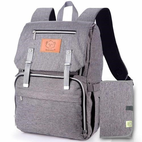 Explorer Diaper Backpack - Roll Up Baby