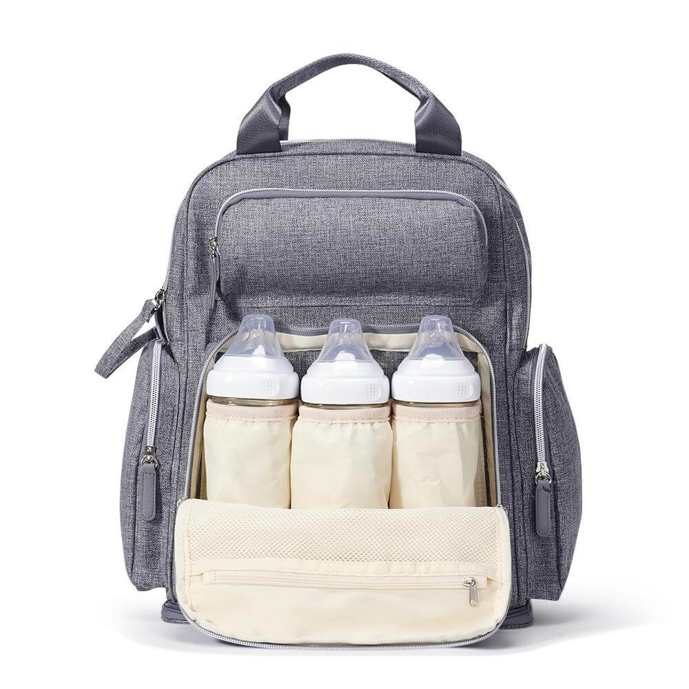Large Capacity Diaper Bag - Roll Up Baby