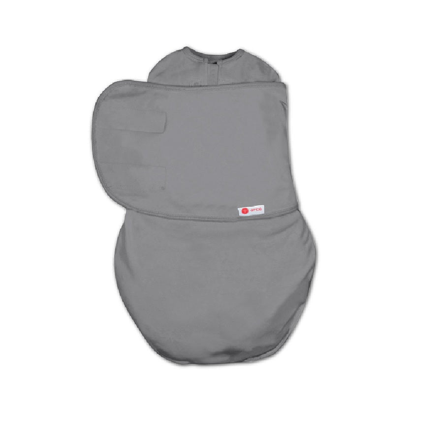 Starter Swaddle Original - Slate - Roll Up Baby