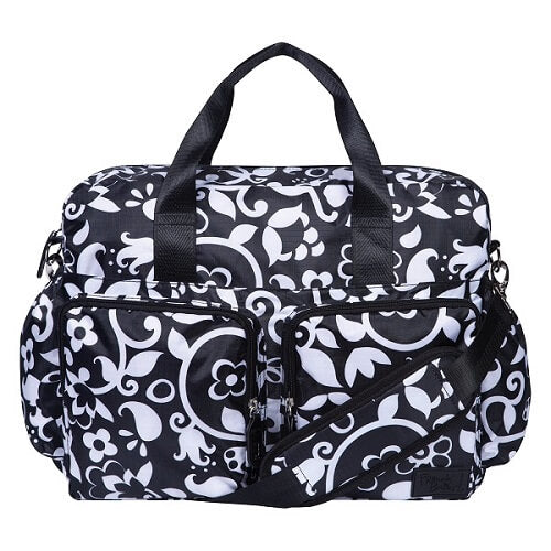 French Bull® Vine Deluxe Duffle Diaper Bag - Roll Up Baby
