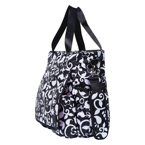 French Bull® Vine Tote Diaper Bag - Roll Up Baby