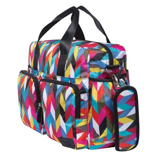 French Bull® Ziggy Condensed Deluxe Duffle Diaper Bag - Roll Up Baby