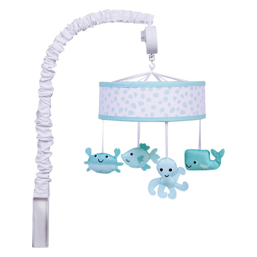 Musical Crib Mobile - Taylor  - Roll Up Baby