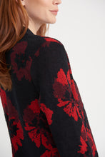 Load image into Gallery viewer, Joseph Ribkoff floral print long cardigan