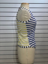 Load image into Gallery viewer, Autumn Cashmere Mixed Stripe Tank